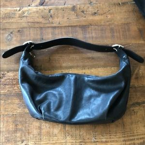Anne Klein black hobo